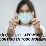 Dressium Mobile App with you in pandemic times.